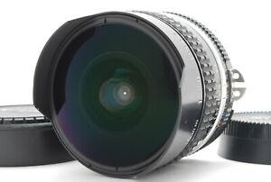 """""""Near Mint"""" Nikon Ai-s Fisheye NIKKOR 16mm F2.8 Ais MF Prime Lens from Japan #25"""