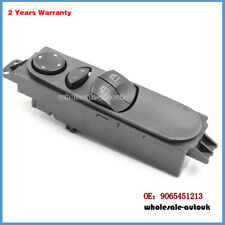 Electric Window Mirror Control Switch Console for VW Crafter Benz Sprinter W906