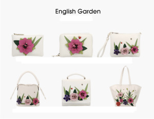 Vendula London English Garden Grab bag Hand bag cross body wallet