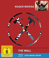 Roger Waters The Wall - Special Edition - Dolby Atmos 2 BLU-RAY NEW+