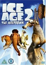 Ice Age 2 The Meltdown DVD Sid Manny Diego Scrat