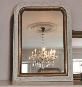 Sehr alter Spiegel aus Frankreich Louispiegel zu shabby french JDL