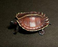 Yujin (Like Kaiyodo Takara) Spiny Turtle Replica Pvc Figure Model