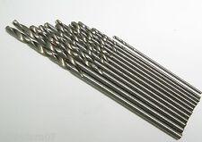 12 LOT de FORETS pour PERFORATEUR du main 12  pièces de rechange du 0,6 - 1,7 mm