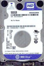WD5000LMVW-11VEDS3, HHKT2ABB  WX21  WESTERN DIGITAL USB 3.0 500GB