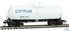 WALTHERS PROTO HO 40' 16,000 Gallon Tank Car Cyprus AMMX #14203 920-100130