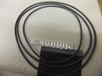 Reel to Reel player belt for GRUNDIG TK27 TK28 tape player - 3 belts