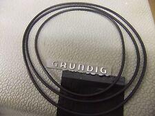 Reel to Reel player belt for GRUNDIG TK27 TK28 tape player - 3 belts