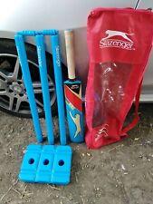 Slazenger Children's Size 3 Cricket Set No Ball