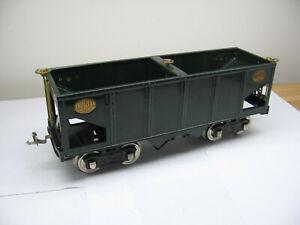 Lionel Standard Gauge Green Hopper Car No. 216