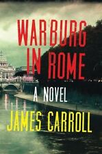 Warburg in Rome, Carroll, James, Good Condition, Book