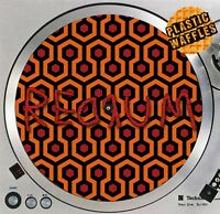 "The Shining Overlook Hotel #3 Slipmat Turntable 12"" Record Player DJ Audiophile"