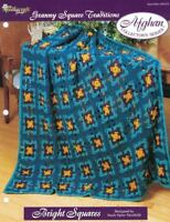 Bright Squares Granny Square Traditions Afghan Pattern The Needlecraft Shop TNS