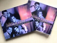 FRANKIE VALLI & THE FOUR SEASONS - THE DEFINITIVE with slipcase (CD ALBUM)