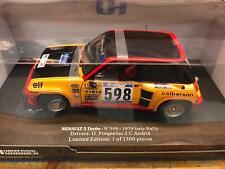 Renault 5 turbo rally italia 1979 #598 1:18 uh nuevo /& OVP 4552