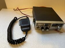 General Electric 3-5804D 40 Channel Mobile Cb Radio