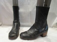 Unbranded Zip Leather Upper Material Boots for Men
