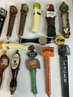 LOT OF 28 BEER TAPS COLLECTIBLES (978-1)