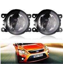 Coppia fari lampadine LED H11 55W luce gialla fendinebbia per Ford Focus 2007/14