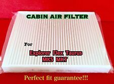C26155 Premium Cabin Air Filter for Newest Explorer Flex Taurus MKS MKT