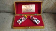 Racing Collectables Swisher Sweets/Moroso Racing #20 & #25 Rob Moroso  (B 22)