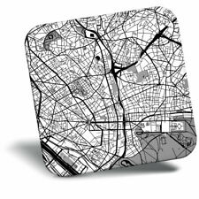 Awesome Fridge Magnet - Paris France Urban Map Travel Holiday Cool Gift #8416