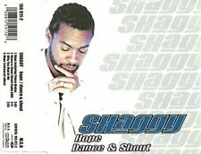 Shaggy Hope (feat. Prince Mydas/video, 2000/01, plus 'Dance & shout'.. [Maxi-CD]