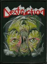 DESTRUCTION - Release From Agony - Woven Patch / Aufnäher