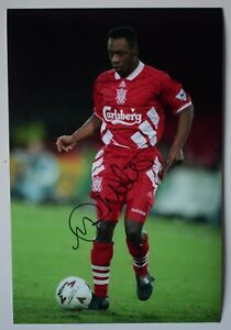 Mark Walters Signed Autograph 12x8 photo Liverpool LFC Football COA AFTAL