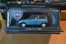 HACHETTE LANCIA Y 10 1985 SCALA 1:43 MADE IN CHINA