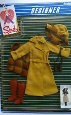 Vintage Pedigree Sindy Boxed Complete 1984 Rainy Days  Designer Outfit NEW