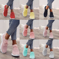 Damen Sneaker Slip On Turnschuhe Laufschuhe Sportschuhe Freizeit Socken Schuhe