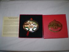 2008 Oklahoma State 80th Anniversary Holiday Christmas Ornament