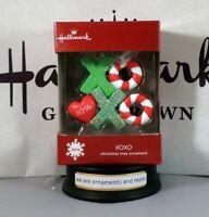 2016 Hallmark XOXO Christmas Tree Ornament New