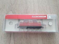 Fleischmann N Diesellok BR 204 - Rot - DCC