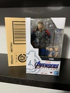 Bandai SH Figuarts Avengers Endgame Thor Figure