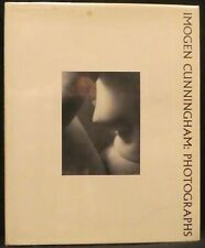 Cunningham, Imogen.  Imogen Cunningham Photographs.  First Edition.