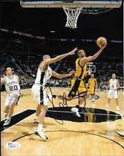 REGGIE MILLER Pacers autographed 8x10 photo RP