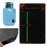 Magnetic Gauge Bottle Propane Butane LPG Fuel Gas Tank Level Indicator Hot O3W2