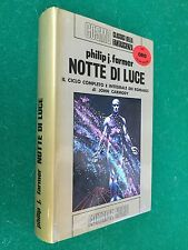 Philip FARMER - NOTTE DI LUCE , 1° Ed. Nord Cosmo 22 (1976) Libro Cop.Rigida