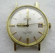VINTAGE MENS OMEGA SEAMASTER AUTOMATIC WRISTWATCH WATCH PARTS REPAIR