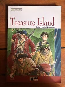 Treasure Island +CD audio