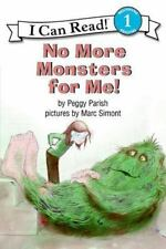 No More Monsters for Me! (I Can Read Level 1) Parish, Peggy Paperback