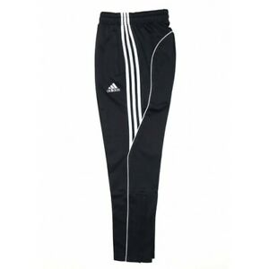 adidas Martial Arts Track Pants Gym Training Pants Sweat Pants -BLACK/WHITE