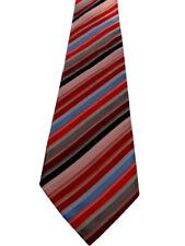 Samuel Windsor-siete veces Corbata Rayas Multicolores
