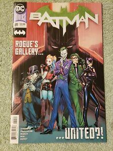 Batman 89 VF+, DC Comics 2020 1st Punchline