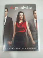 The Good Wife Seconda Stagione 2 Completa - DVD Castellano English Regione 2