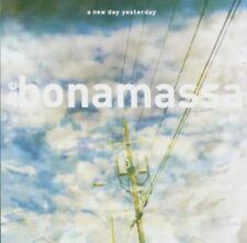CD (NEU!) . JOE BONAMASSA - A new day yesterday (Cradle Rock mkmbh