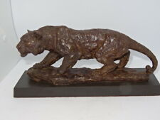 Rare Limited Edition Heredities Tiger - William Timym - COA - 58/500