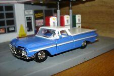 1959 Chevy El Camino, 1/43